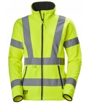 W LUNA HI VIS FLEECE JACKET