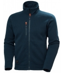 KENSINGTON KNITTED FLEECE JACKET