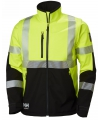 ICU SOFTSHELL JACKET