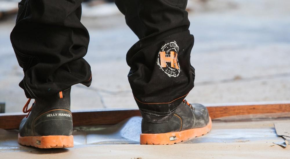Ботинки FROGNER WW